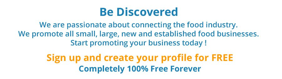 Be Discovered - Sign Up For Free